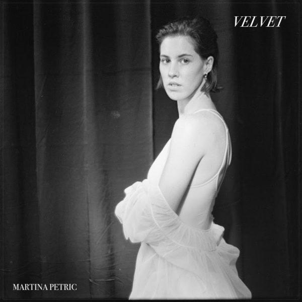 """Portada Martina Petric """"Velvet"""""""